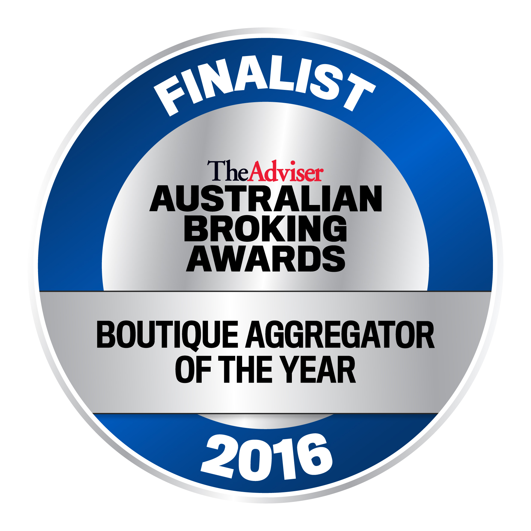 ABA 2016 Finalist Seal Boutique Aggregator of the Year