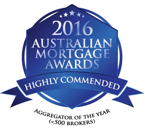 AMA 2016 Highly commended Aggregator of the Year up to 500 brokers