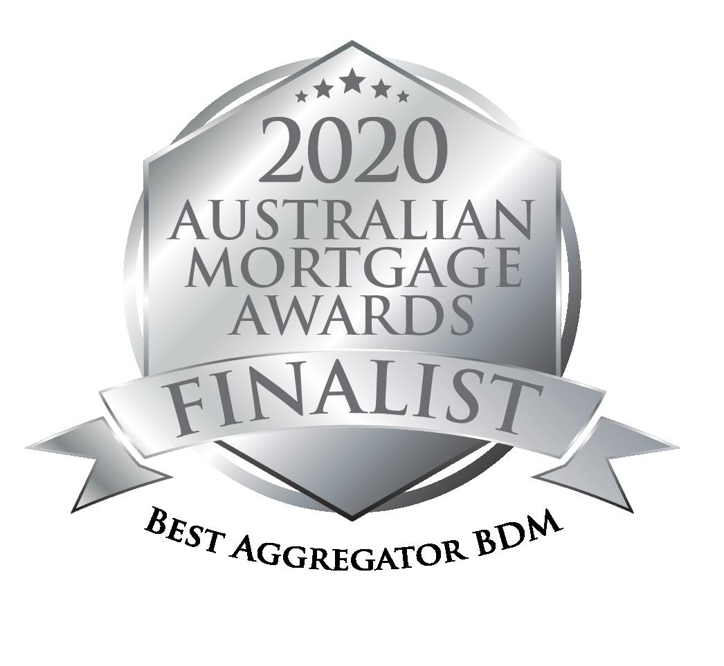AMA 2020 Finalist Medal Best Aggregator BDM