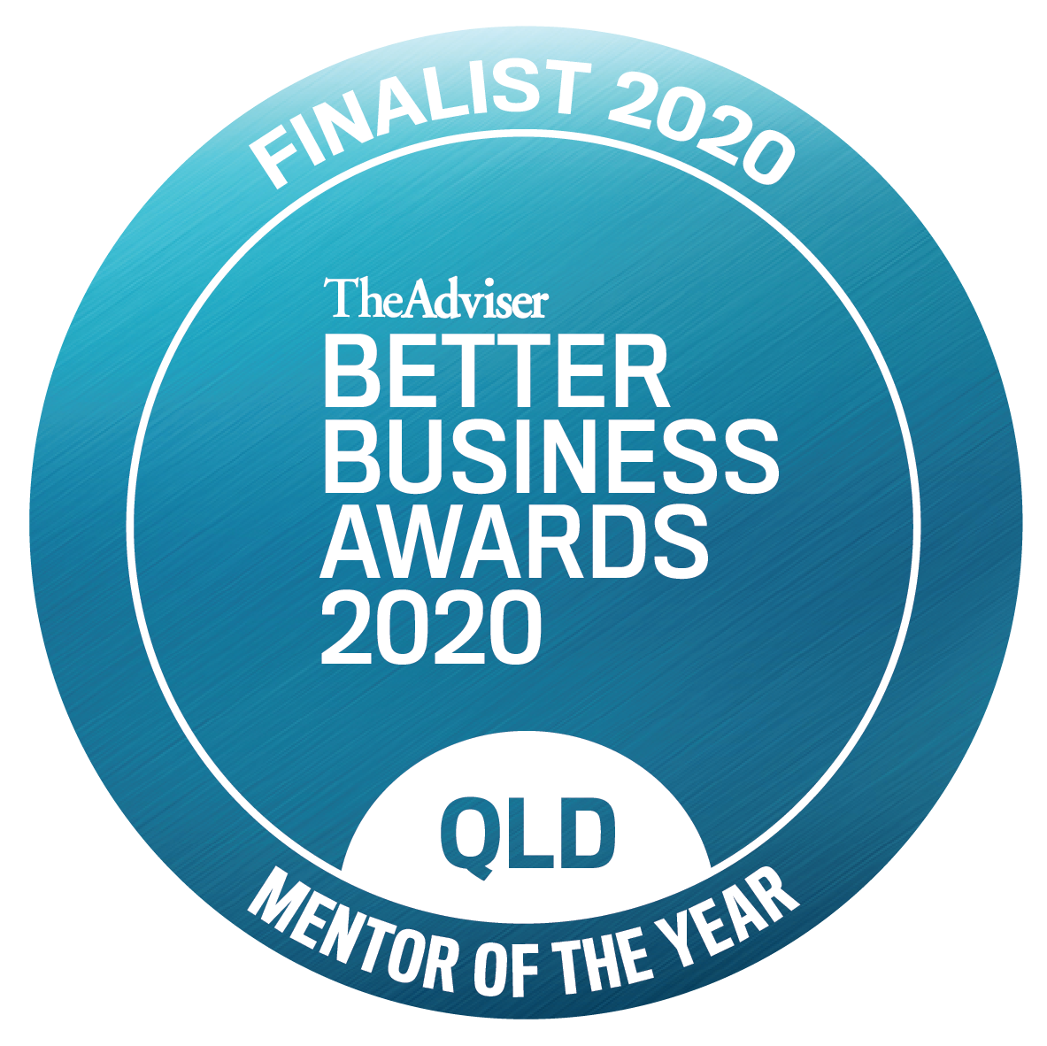 BBA 2020 finalist QLD Mentor of the Year