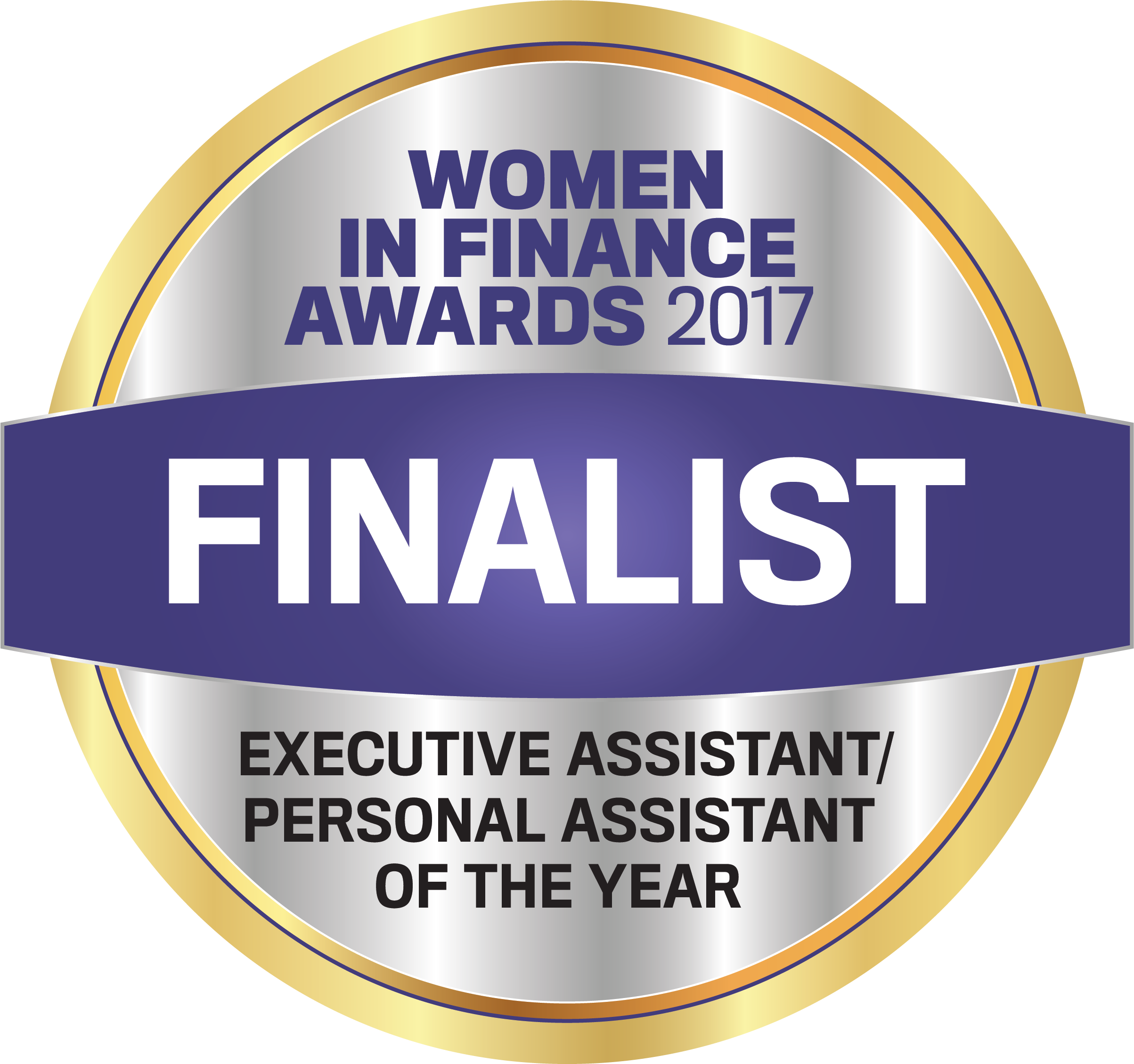 WIFA 2017 Executive Assistant Personal Assistant of the Year
