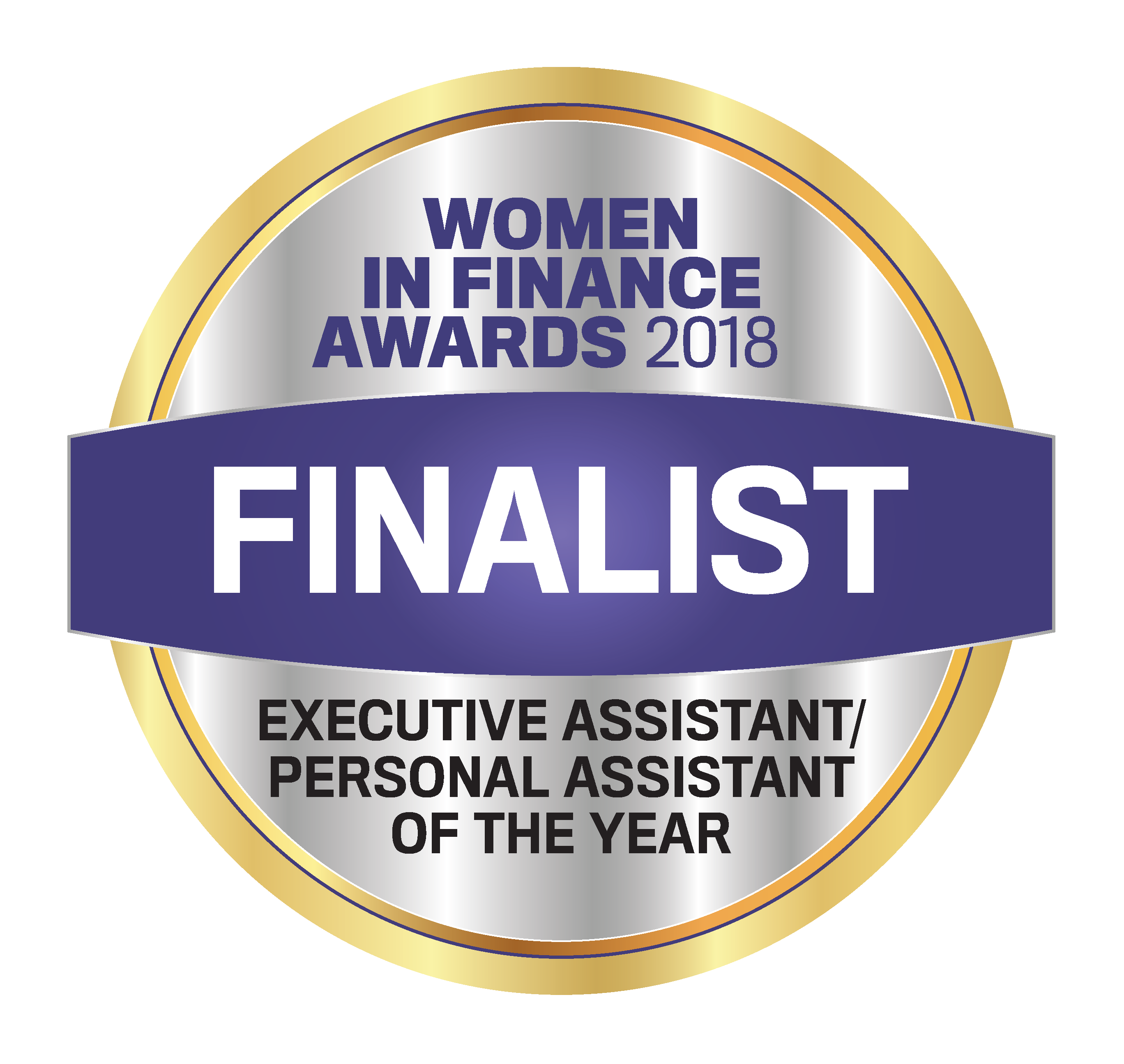 WIFA 2018 Individual Awards Finalist ALL Executive Personal Assistant