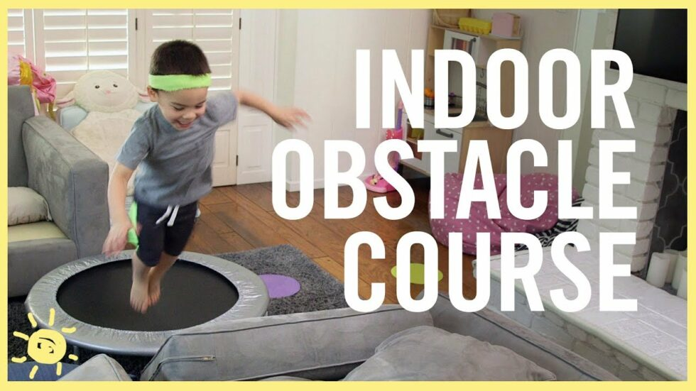 indoor obstacle course