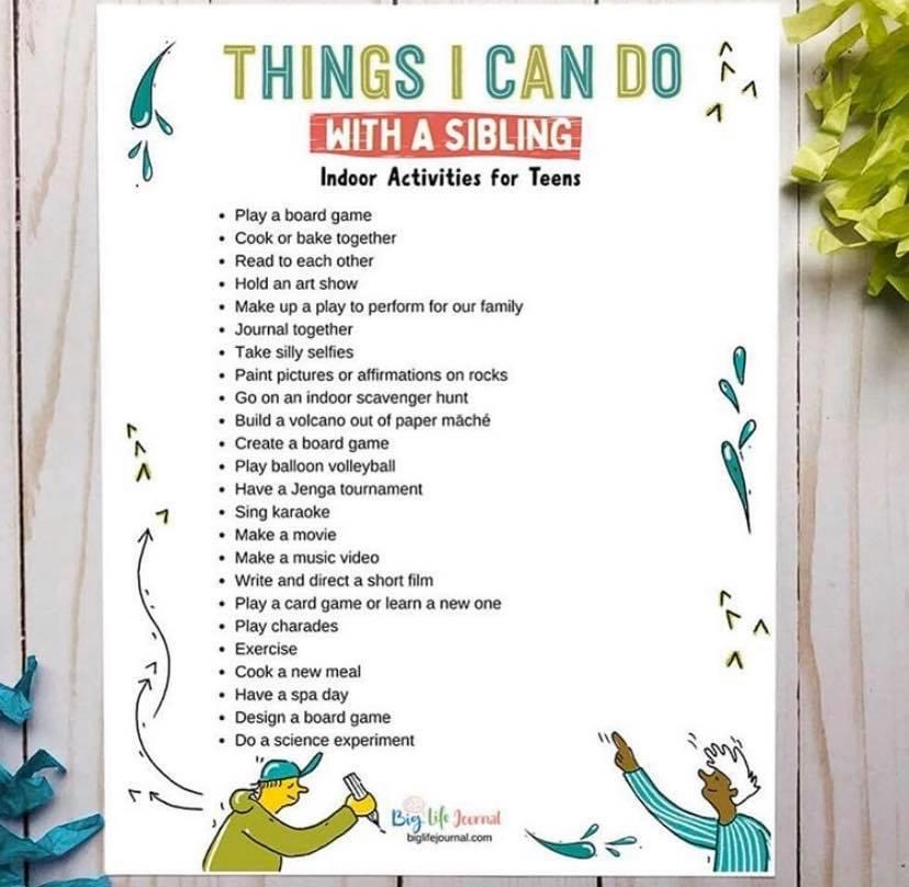 things i can do - teen 1
